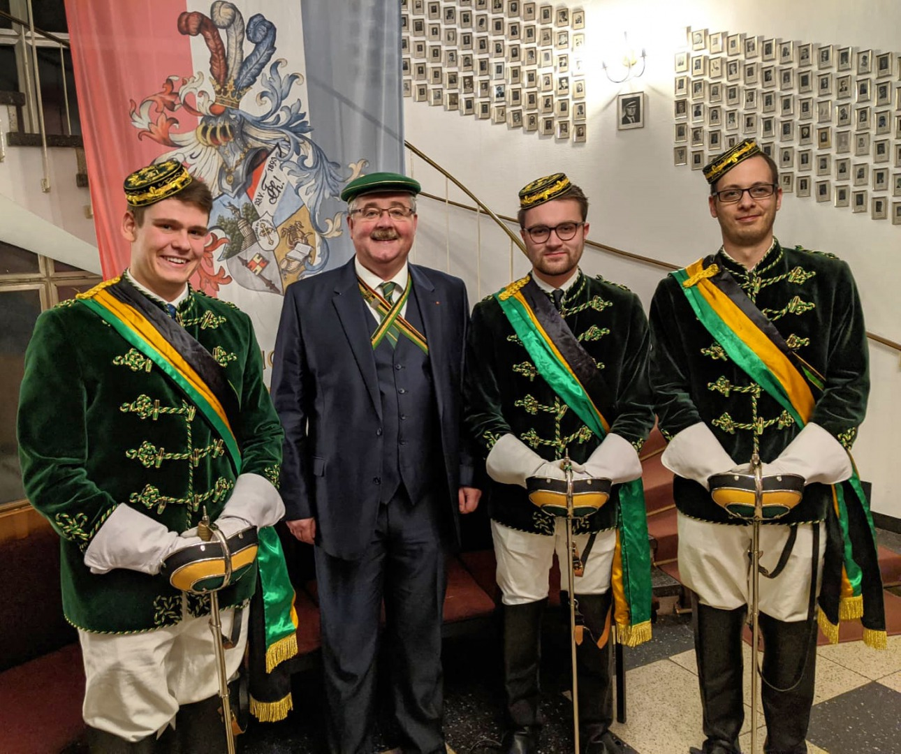 116. Gründungsfest Langobarden