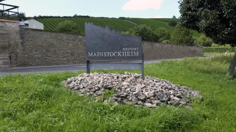 Passage von Mainstockheim